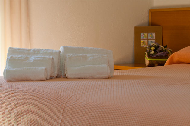 Hotel Cristallino - Le Camere